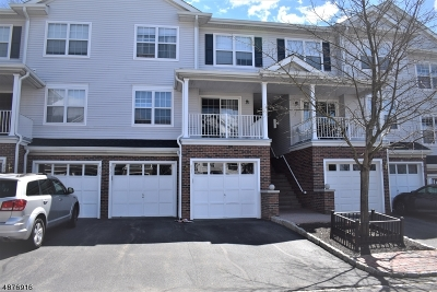 Denville Twp. Condo/Townhouse For Sale: 412 Dalton Ct