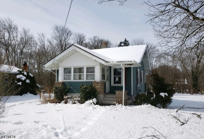 Union Twp. Single Family Home For Sale: 123 Perryville Rd