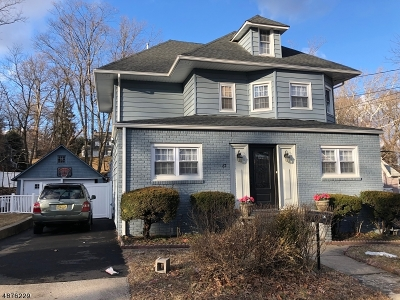 Haledon Boro Single Family Home For Sale