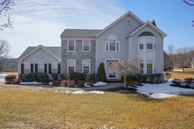 Union Twp. Single Family Home Active Under Contract: 13 Midvale Dr