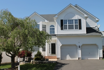Bridgewater Twp. Single Family Home For Sale: 26 Terrace Ln