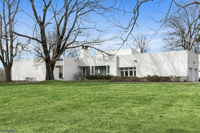 Chester Twp. NJ Single Family Home For Sale: $2,800,000