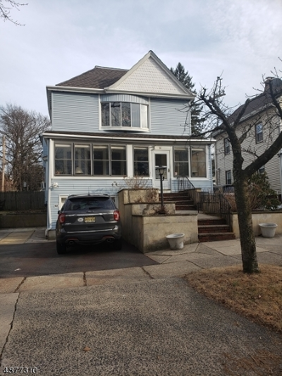 South Orange Village Twp. Multi Family Home For Sale: 16 Riggs Pl