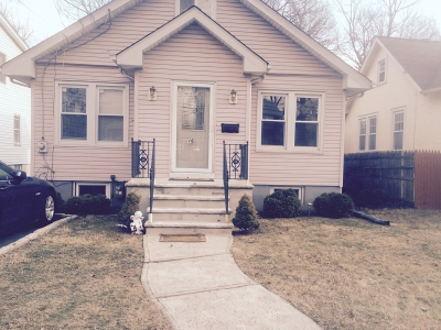 Cranford Twp. Rental For Rent: 16 Myrtle St