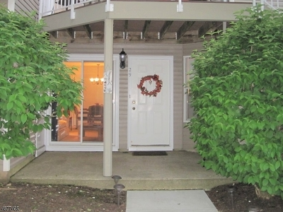 Bedminster Twp. Single Family Home For Sale: 29 Pine Ct