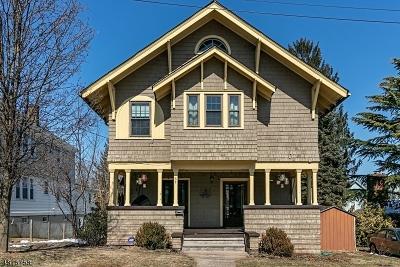 Somerville Boro Single Family Home For Sale: 37 E Summit St