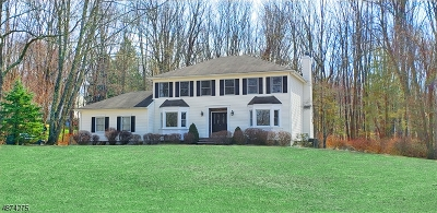Sparta Twp. Single Family Home For Sale: 33 Timberline Dr