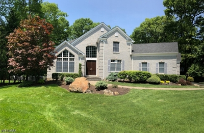 Denville Twp. Single Family Home For Sale: 24 Canterbury Rd