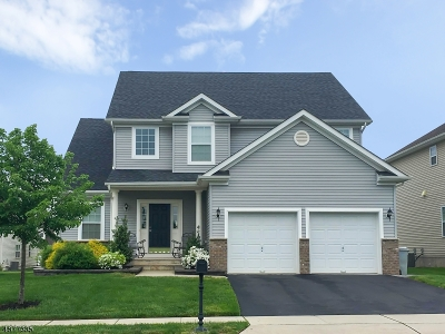 Franklin Twp. Single Family Home For Sale: 7 Schenck Ln