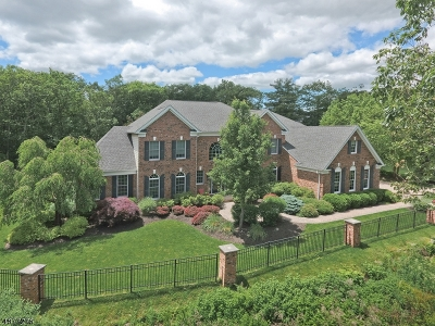 Sparta Twp. Single Family Home For Sale: 33 Crownview Ct