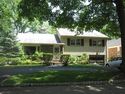 West Orange Twp. Single Family Home For Sale: 4 Garfield Ave