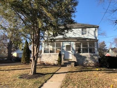 Somerville Boro Single Family Home For Sale: 87 Southside Ave