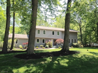 Randolph Twp. Single Family Home For Sale: 2 Tanglewood Ct