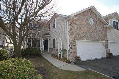 West Orange Twp. Condo/Townhouse For Sale: 72 O'connor Cir