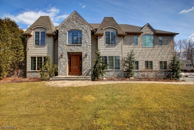 Parsippany-Troy Hills Twp. Single Family Home For Sale: 218 Longport Rd