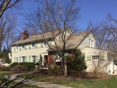 Chatham Boro Single Family Home For Sale: 20 Meadowbrook Rd