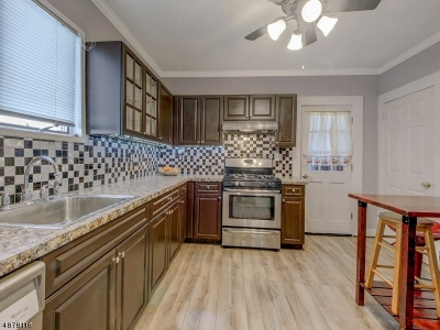 Nutley Twp. NJ Single Family Home For Sale: $324,000