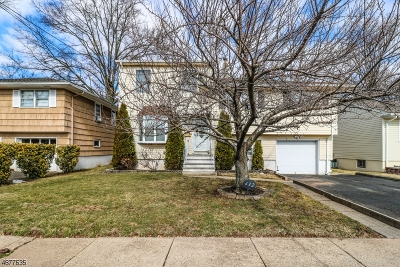 Union Twp. Single Family Home For Sale: 432 Lehigh Ave
