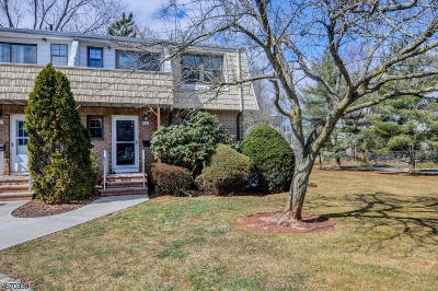 Hillsborough Twp. Condo/Townhouse For Sale: 608 Westminster Ct