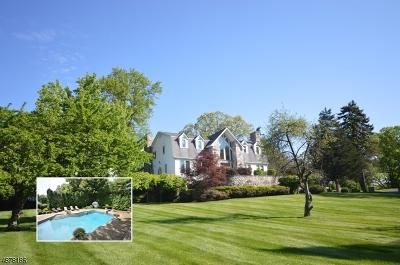 Sparta Twp. Single Family Home For Sale: 4 Fox Ridge Rd