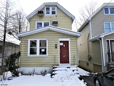 Glen Rock Boro Single Family Home For Sale: 28 Dean St