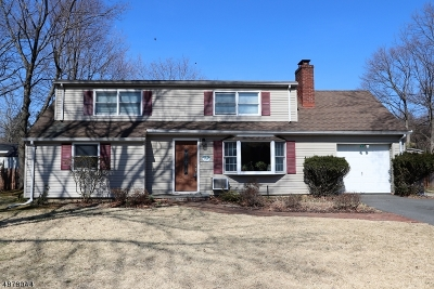 Denville Twp. Single Family Home For Sale: 5 Edgewater Dr