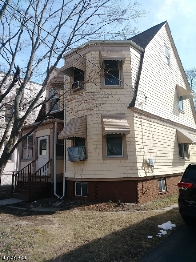 West Orange Twp. Single Family Home For Sale: 254 Watchung Ave
