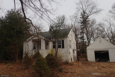 Bridgewater Twp. Single Family Home For Sale: 262 Old York Rd
