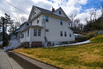West Orange Twp. Single Family Home For Sale: 135 Rollinsonstreet