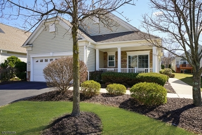 Franklin Twp. Single Family Home For Sale: 605 Post Ln