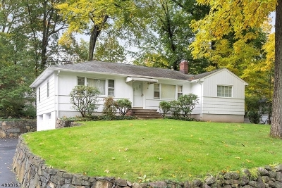 Hanover Twp. Single Family Home For Sale: 14 Dogwood Rd