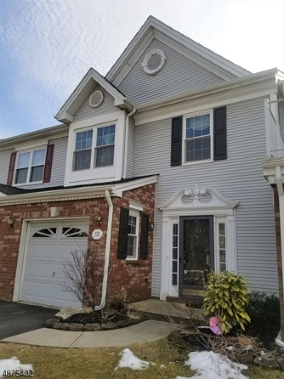 Franklin Twp. Condo/Townhouse For Sale: 133 Topaz Dr