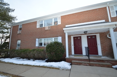 Parsippany-Troy Hills Twp. Condo/Townhouse For Sale: 2467 Route 10 #6