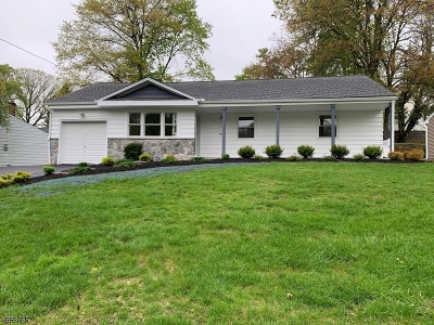 Livingston Twp. Single Family Home For Sale: 43 Ashwood Dr