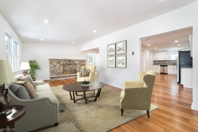 Byram Twp. Single Family Home For Sale: 107 Lake Dr