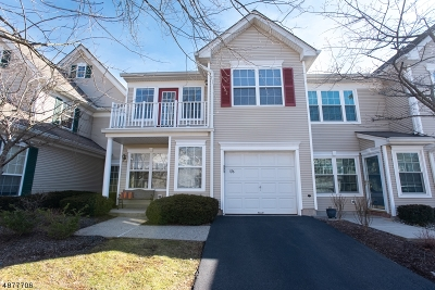 Bridgewater Twp. Condo/Townhouse For Sale: 376 Hannah Way