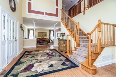 Plainsboro Twp. Single Family Home For Sale: 4 Stone Meadow Ct