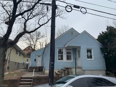 Clifton City Single Family Home For Sale: 21 Montclair Ave