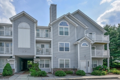 Montville Twp. NJ Condo/Townhouse For Sale: $354,900