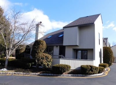 Franklin Twp. Condo/Townhouse For Sale: 33 Talbot St