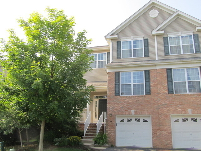 Montgomery Twp. Condo/Townhouse For Sale: 36 Kennedy Ct