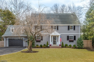 Summit Single Family Home For Sale: 150 Ashland Rd