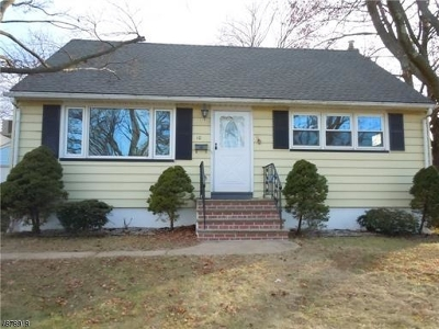 Edison Twp. Single Family Home For Sale: 10 Rose St