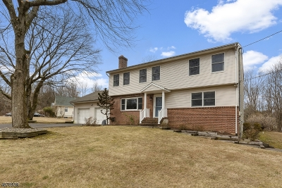 Bridgewater Twp. NJ Single Family Home For Sale: $574,500