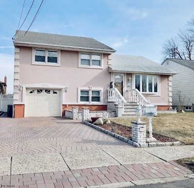 Union Twp. Single Family Home For Sale: 1081 Elker Rd