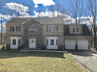 Franklin Twp. Single Family Home For Sale: 64 Mosher Rd
