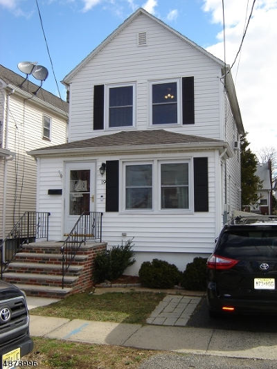Kenilworth Boro Single Family Home For Sale: 19 N 21st St