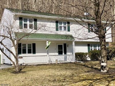 Vernon Twp. Single Family Home For Sale: 77 Woodland Dr