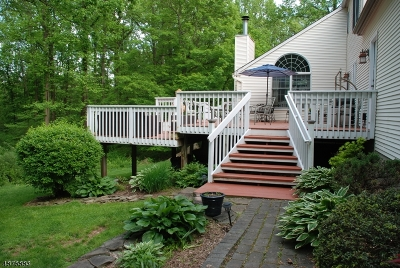 Hunterdon County Single Family Home For Sale: 28 Gravel Hill Rd