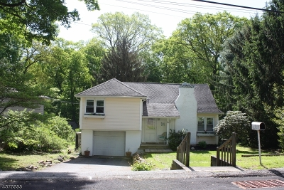 Denville Twp. Single Family Home For Sale: 90 Woodstone Rd